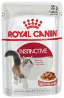 Royal Canin Instinctive для профилактики МКБ 85 г (мин. 24 пач)